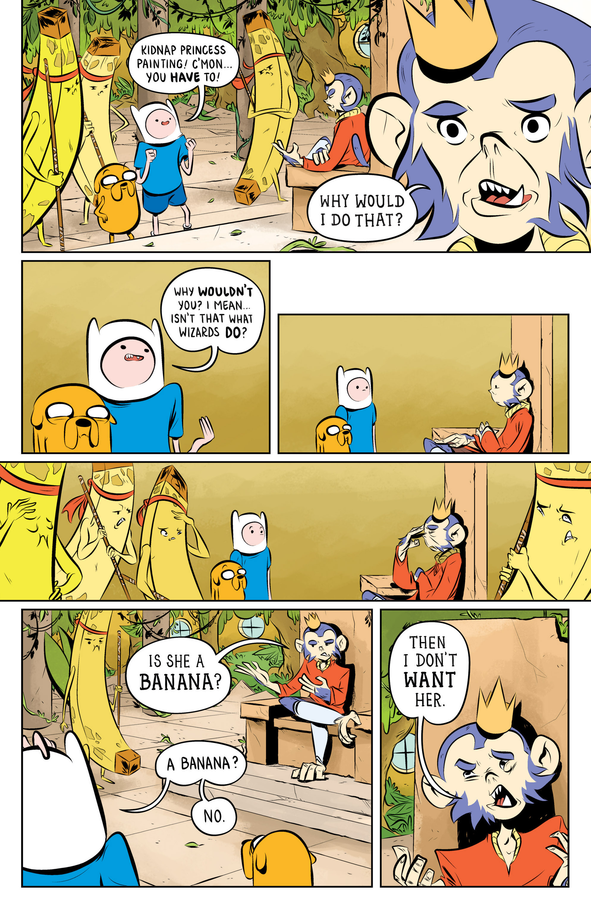 Read online Adventure Time: The Flip Side comic -  Issue #2 - 10