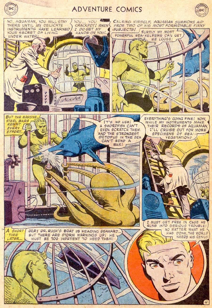 Read online Adventure Comics (1938) comic -  Issue #250 - 30