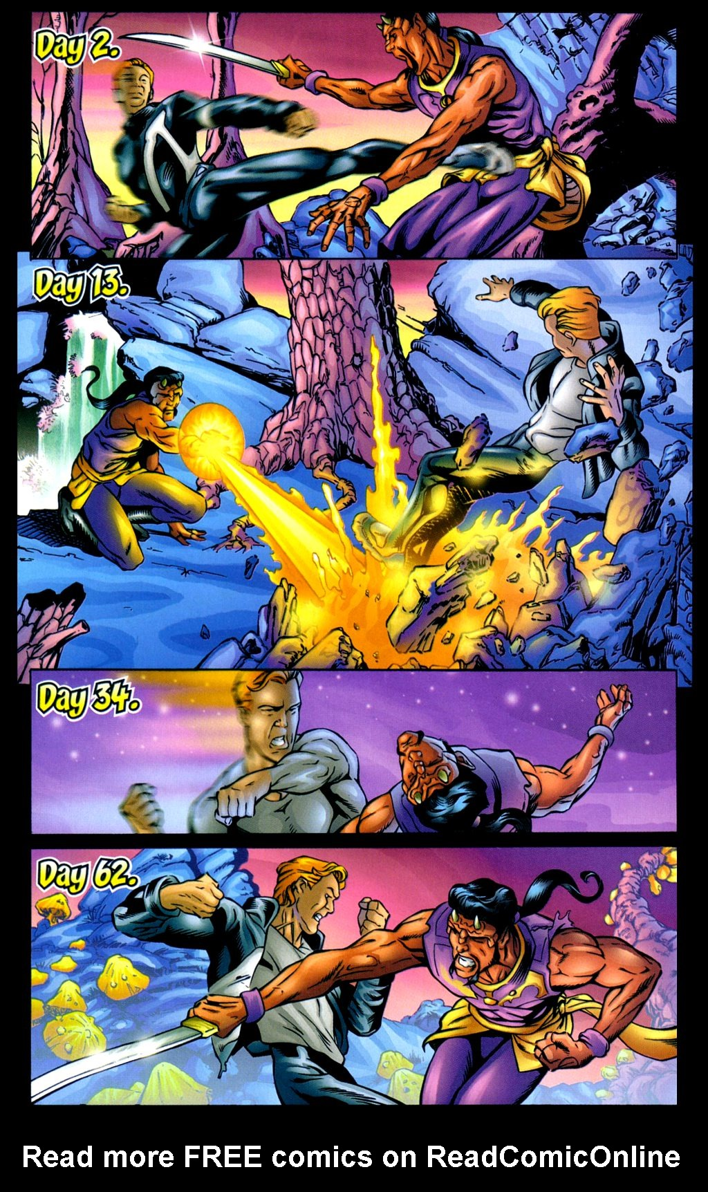 Read online Noble Causes (2002) comic -  Issue #3 - 20