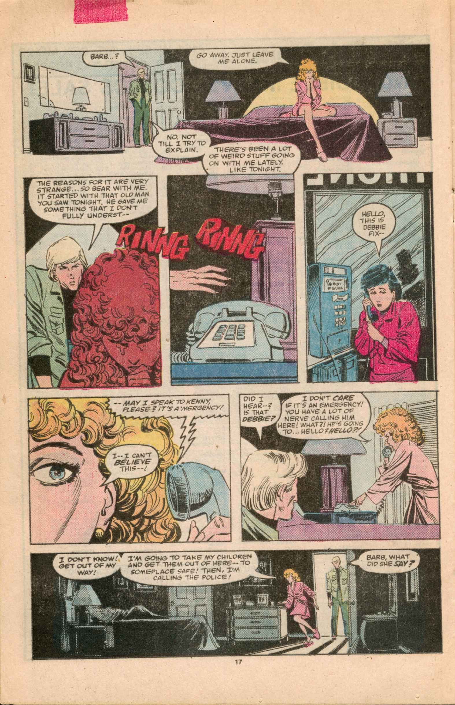 Read online Star Brand comic -  Issue #6 - 18