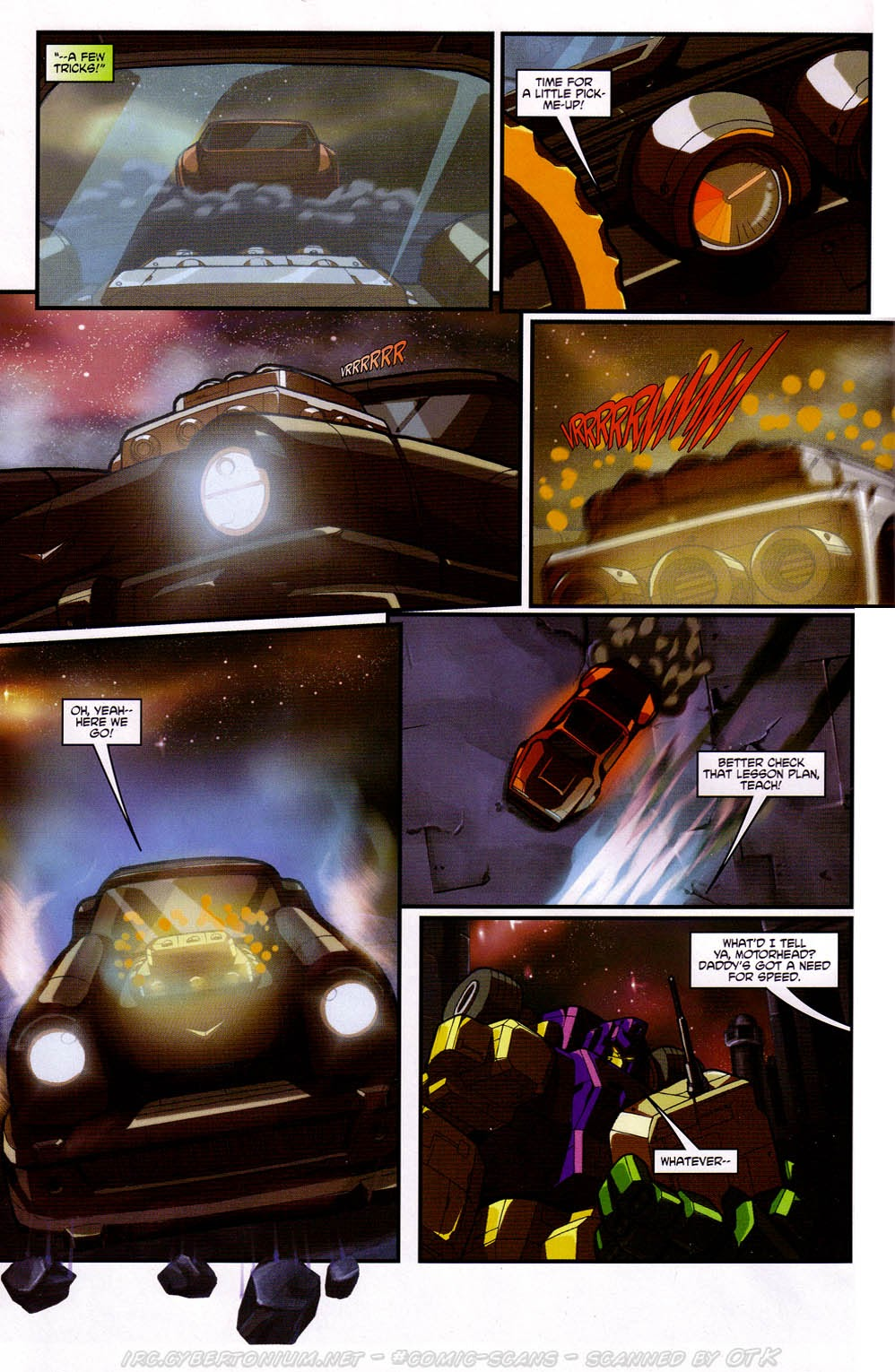 Read online Transformers: Micromasters comic -  Issue #2 - 20