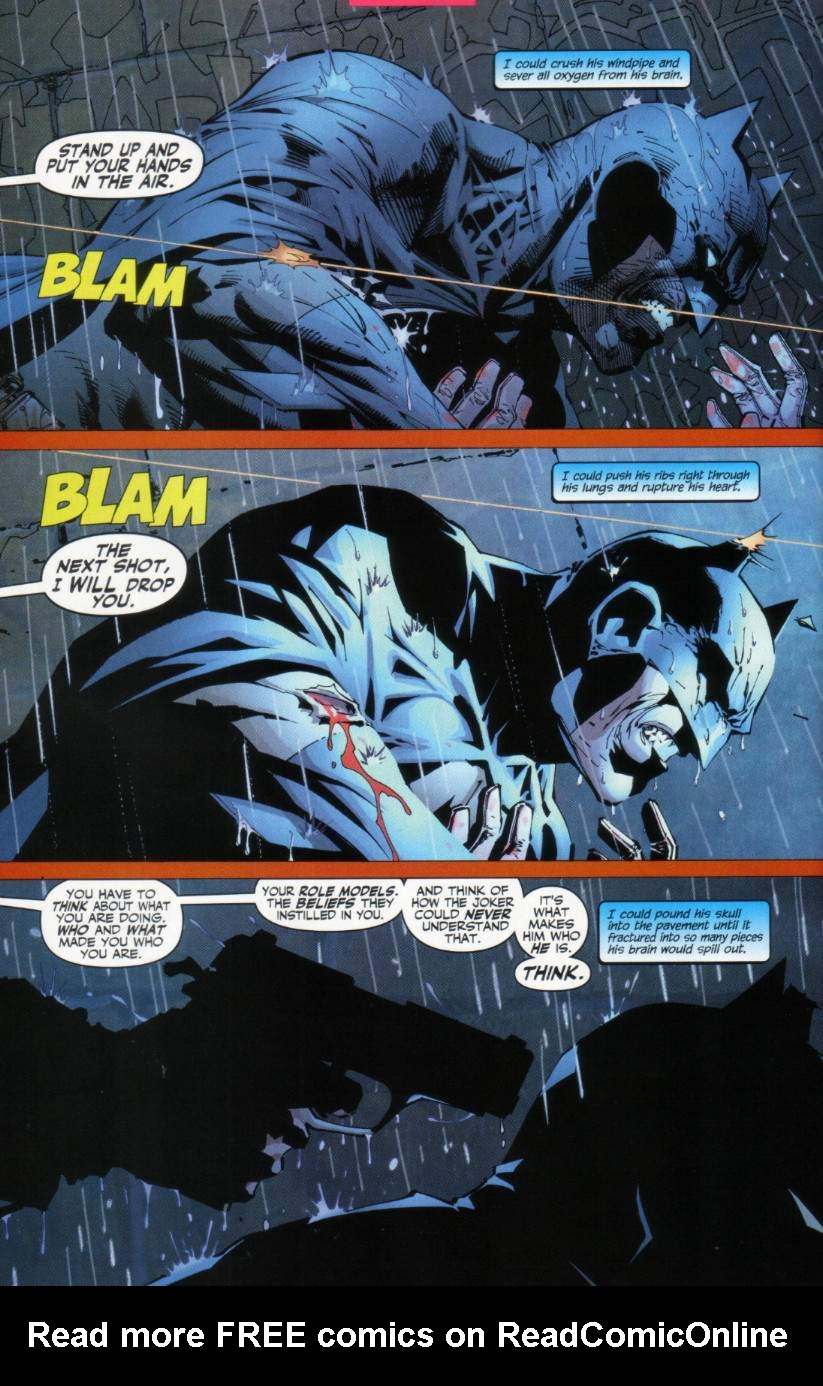 Read online Batman: Hush comic -  Issue #7 - 18