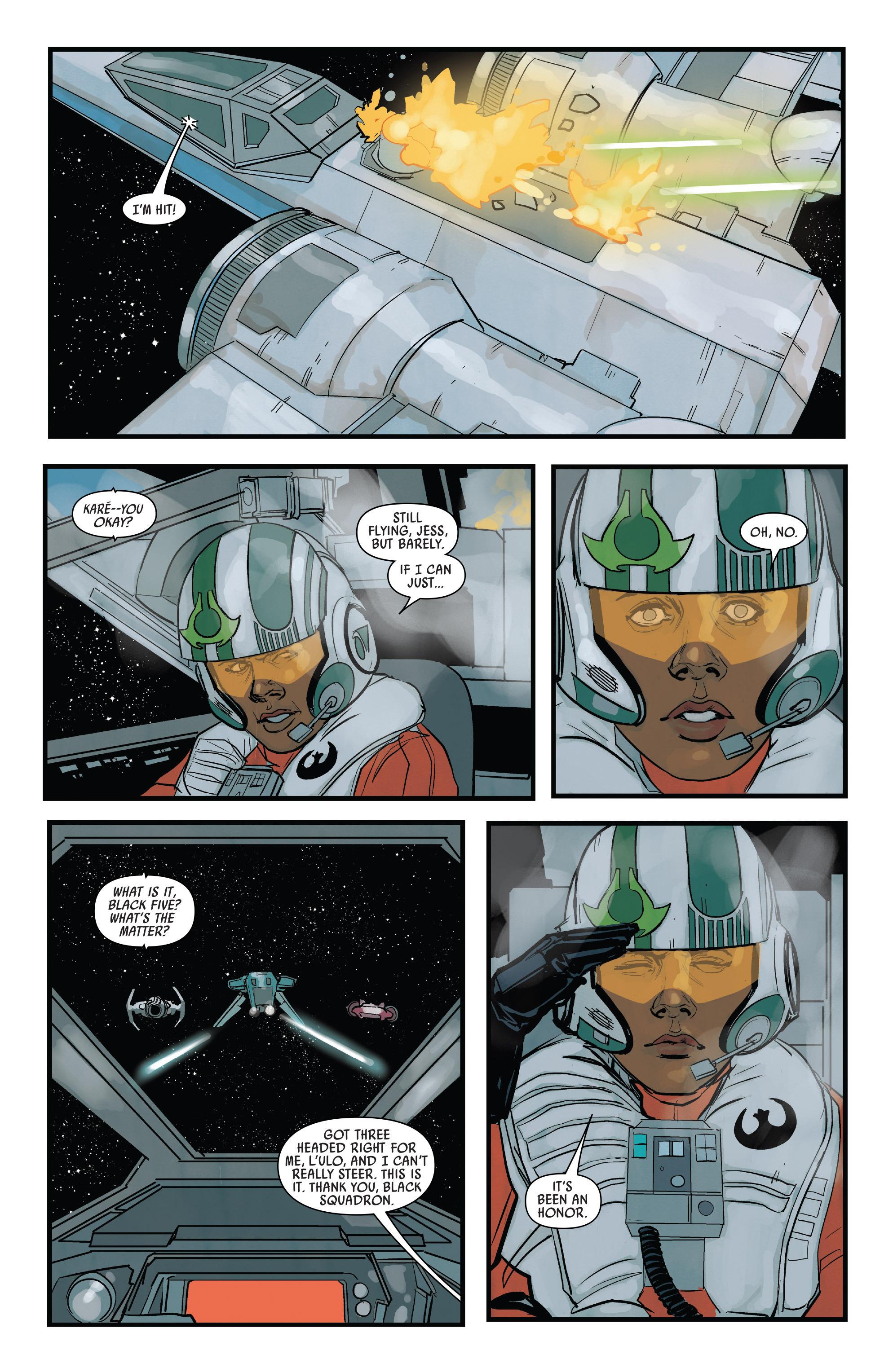 Read online Star Wars: Poe Dameron comic -  Issue #13 - 7