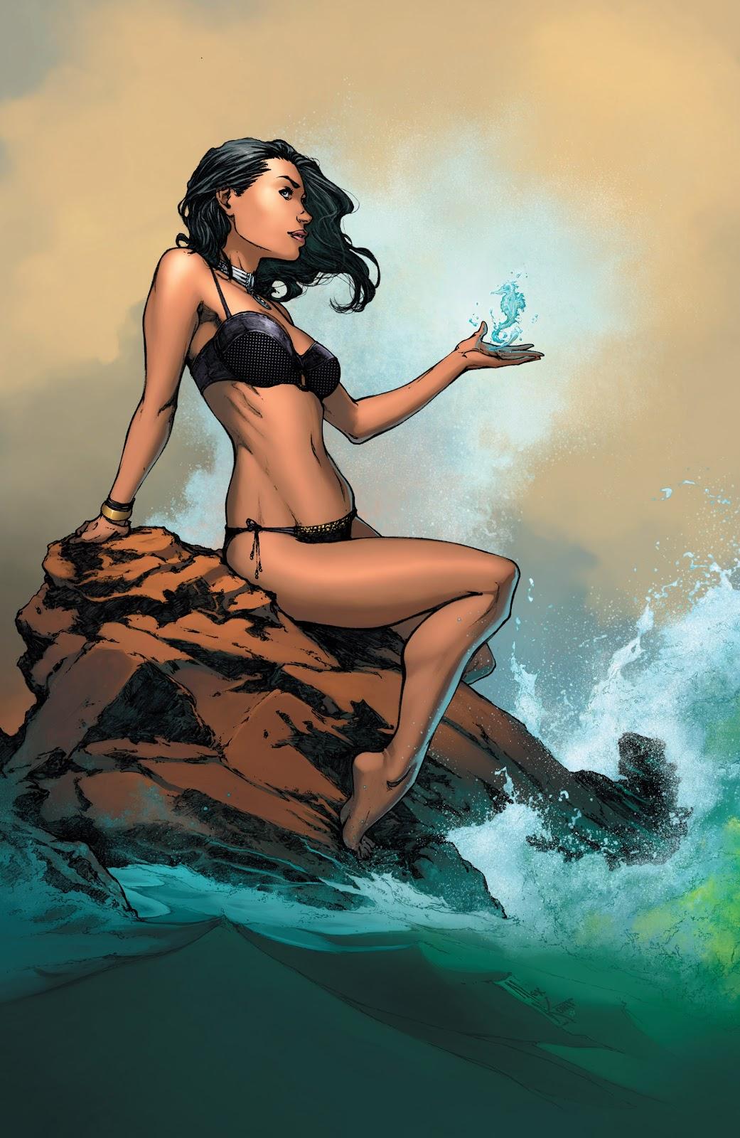 Read online Aspen Splash: Swimsuit Spectacular comic -  Issue # Issue 2013 - 3