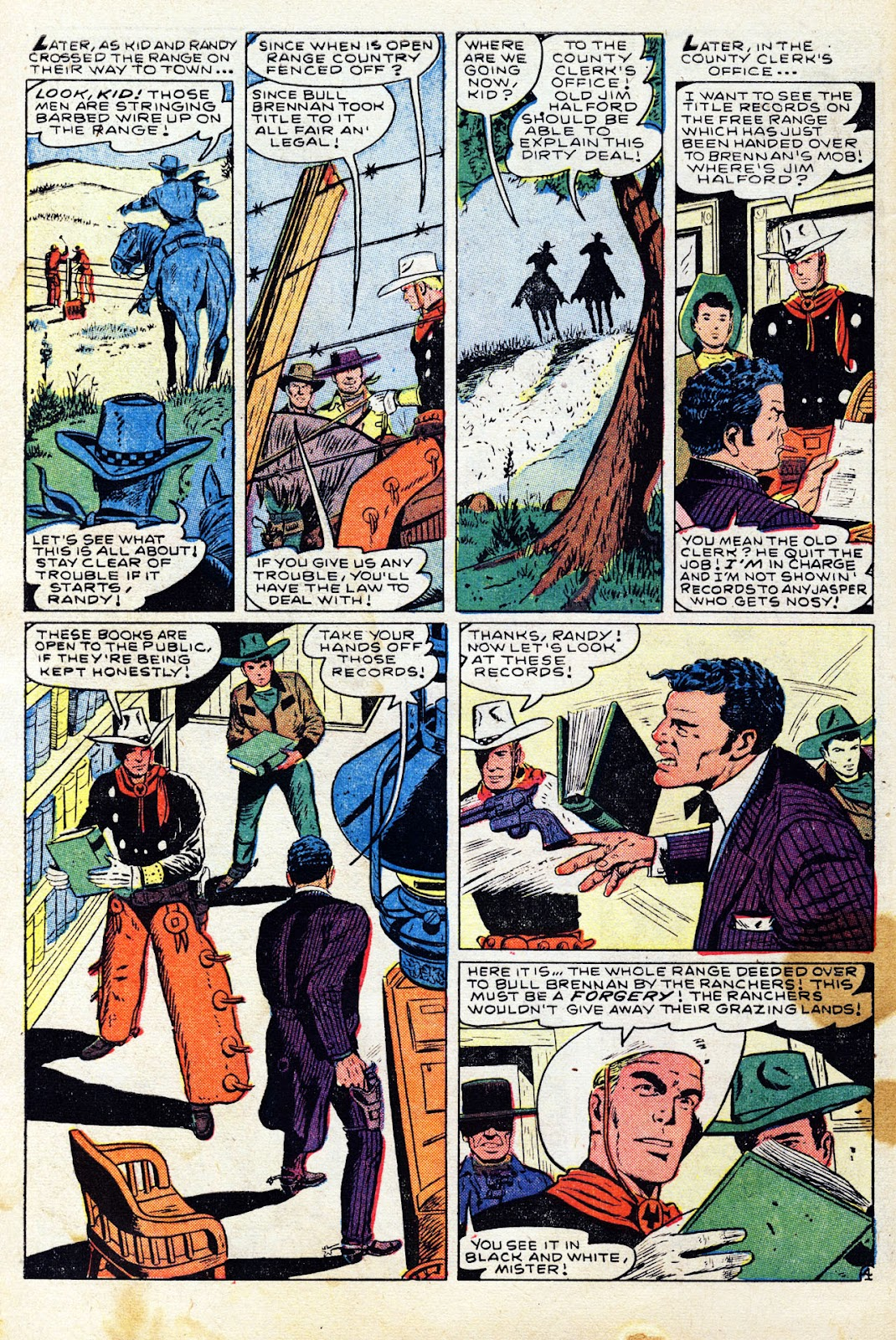 The Rawhide Kid (1955) issue 12 - Page 6