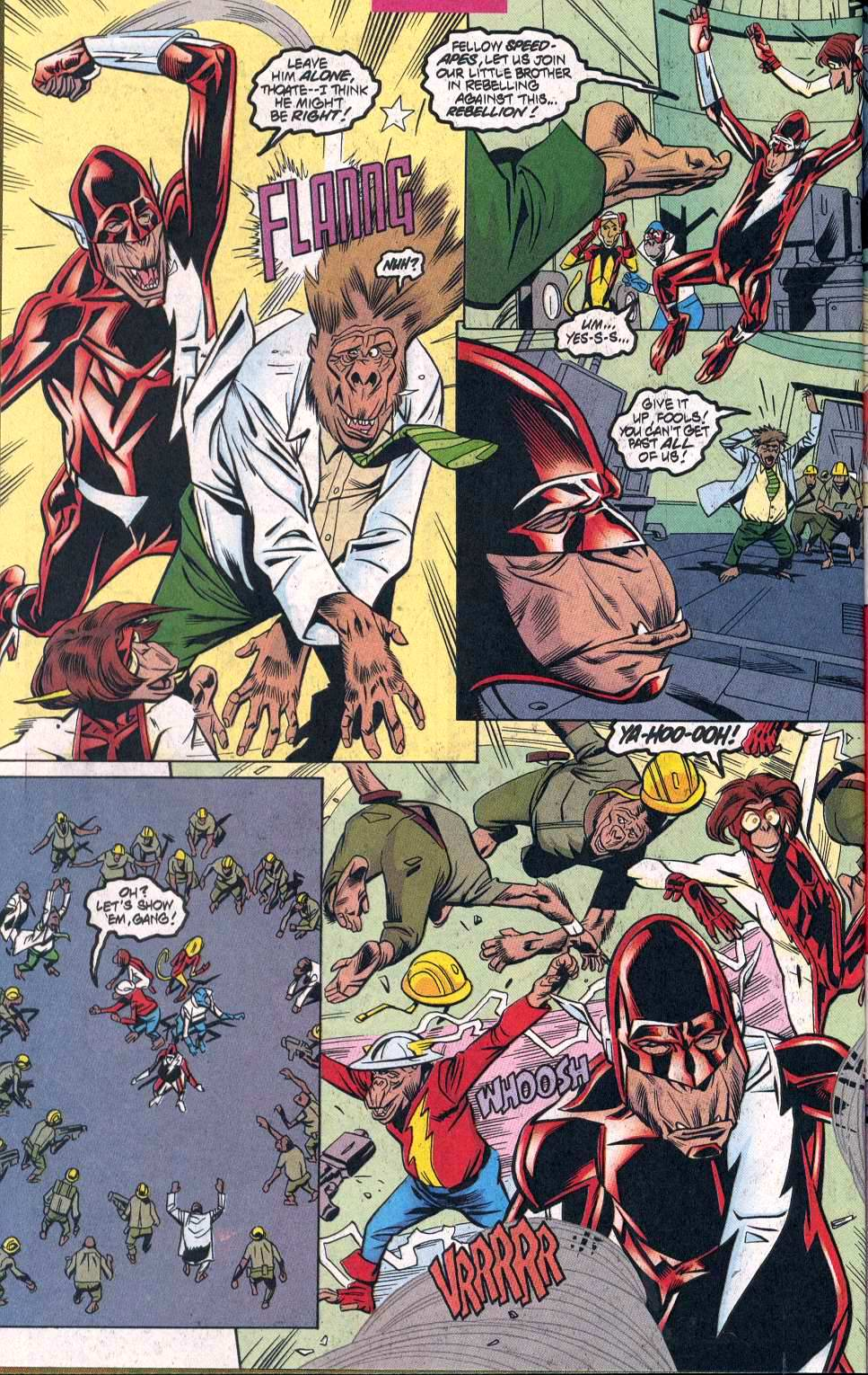 Read online The Flash (1987) comic -  Issue # _Annual 12 - 20