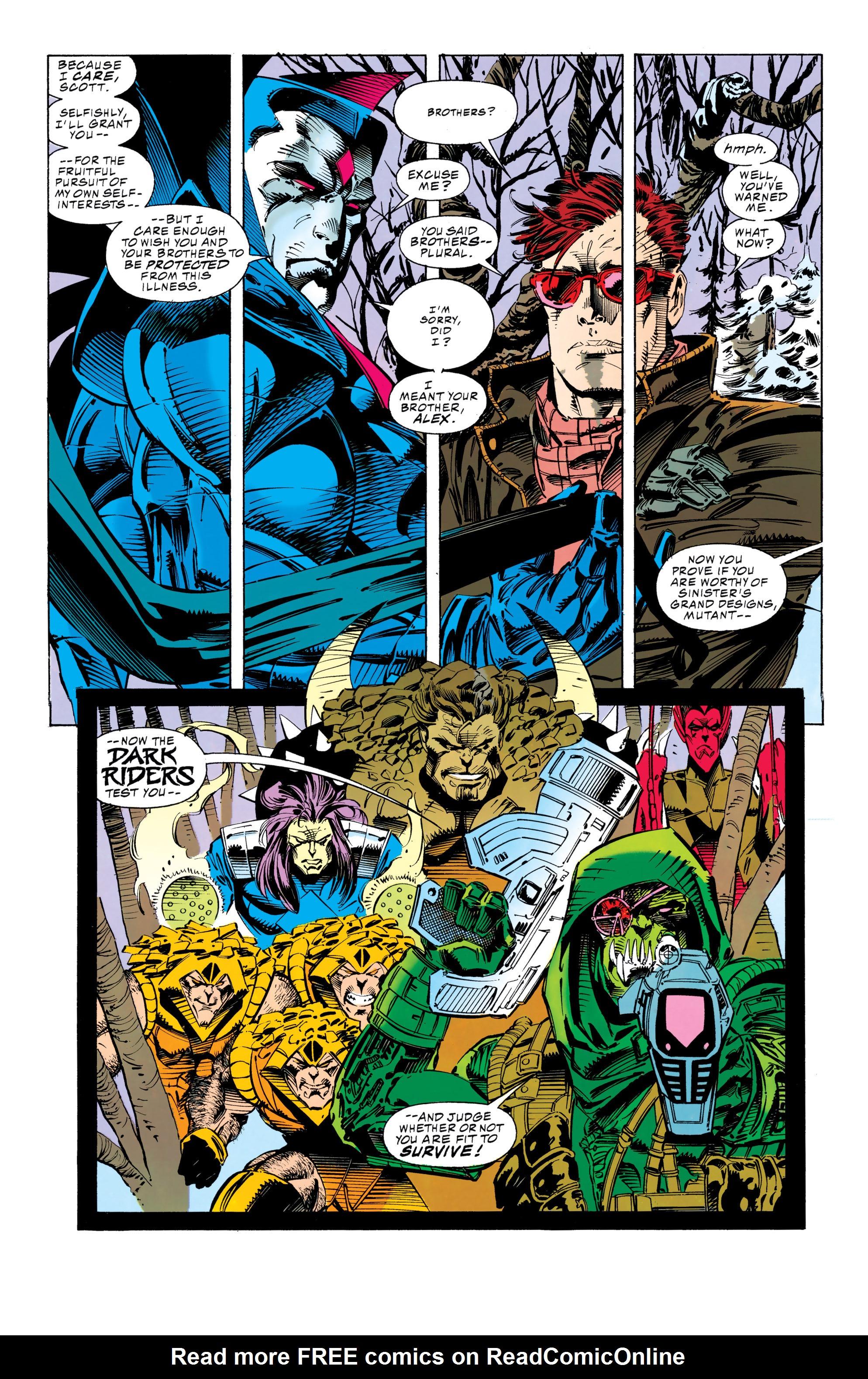 X-Men (1991) 23 Page 5