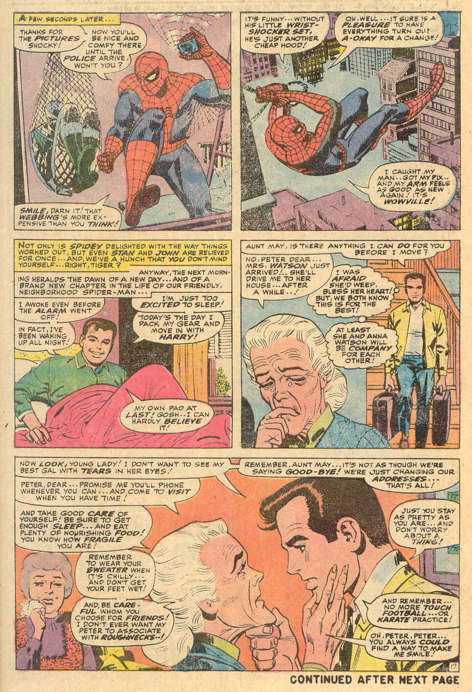 The Amazing Spider-Man (1963) _Annual_8 Page 17