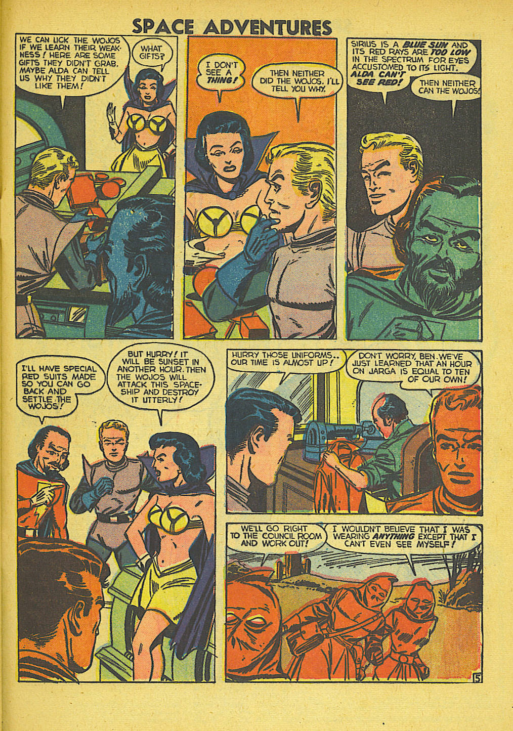 Space Adventures (1952) issue 5 - Page 30