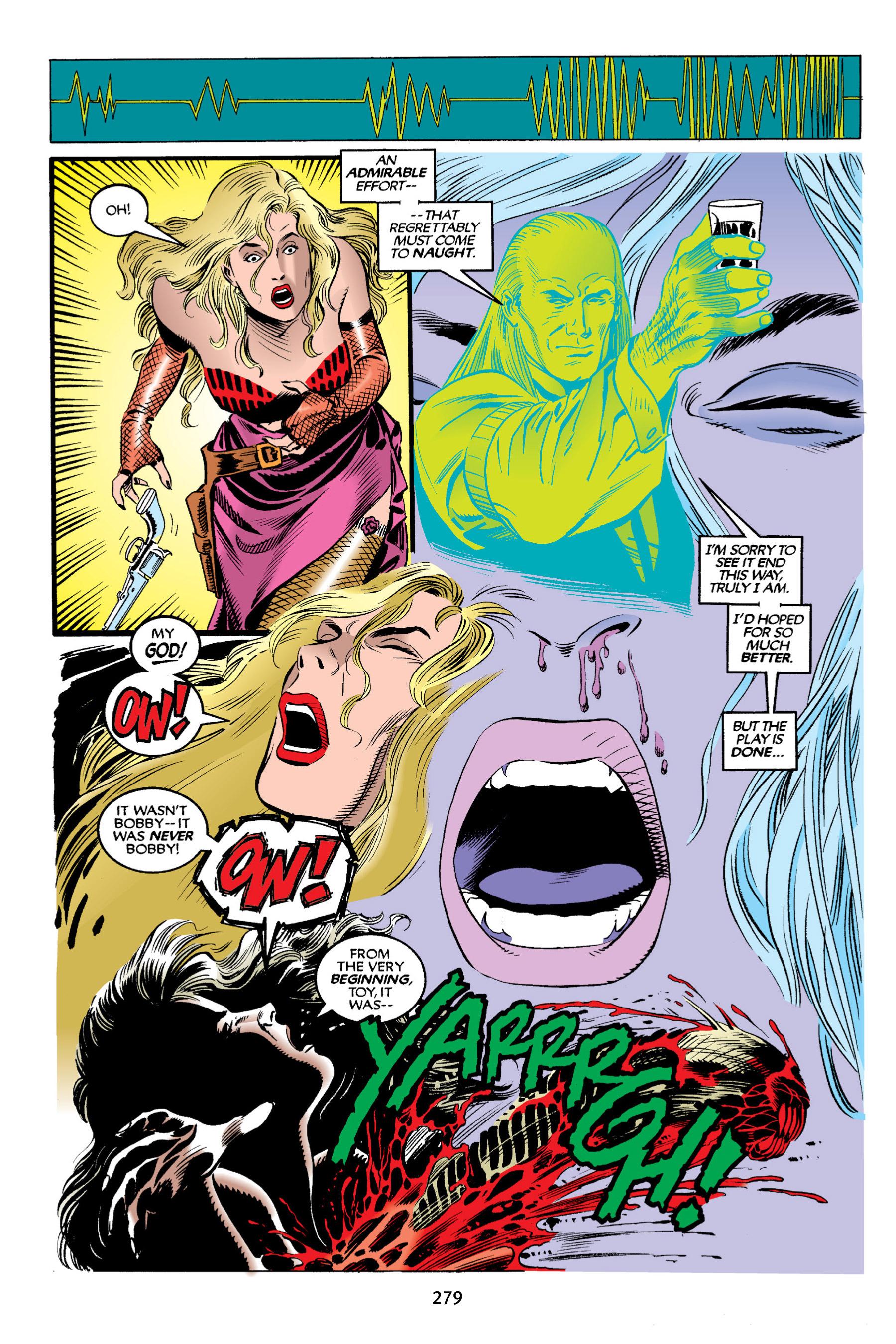 Read online Aliens vs. Predator Omnibus comic -  Issue # _TPB 2 Part 3 - 54