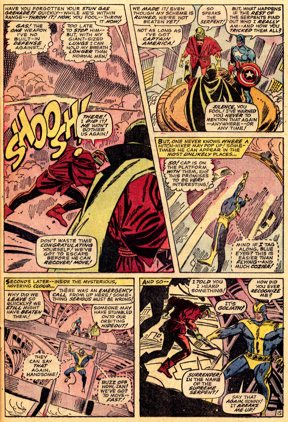 The Avengers (1963) 33 Page 15