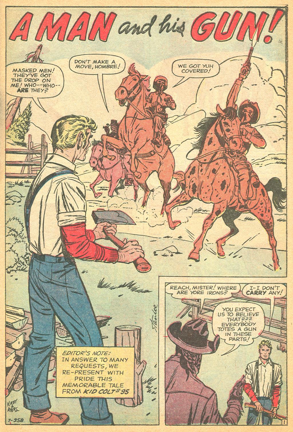 Read online Two-Gun Kid comic -  Issue #76 - 27