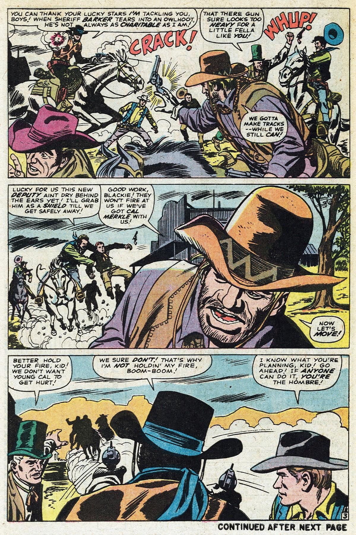 Read online Two-Gun Kid comic -  Issue #122 - 5