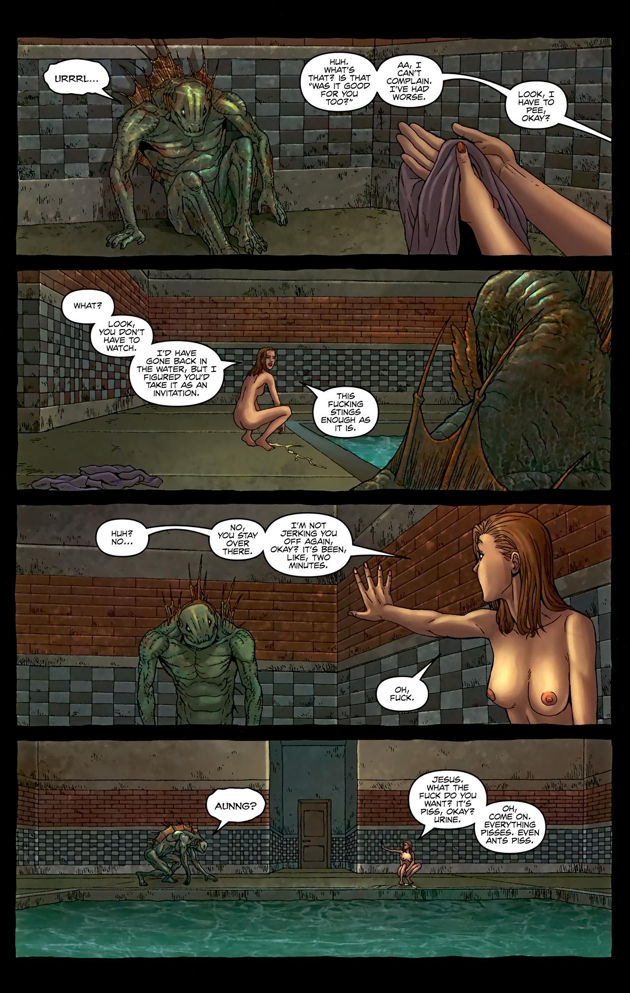 Read online Alan Moore's Neonomicon comic -  Issue #3 - 24