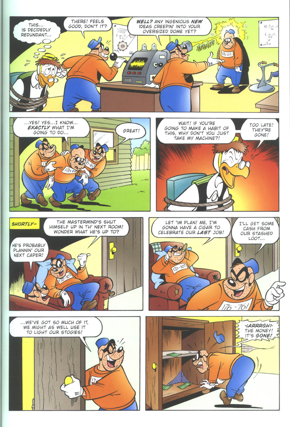 Read online Uncle Scrooge (1953) comic -  Issue #340 - 31