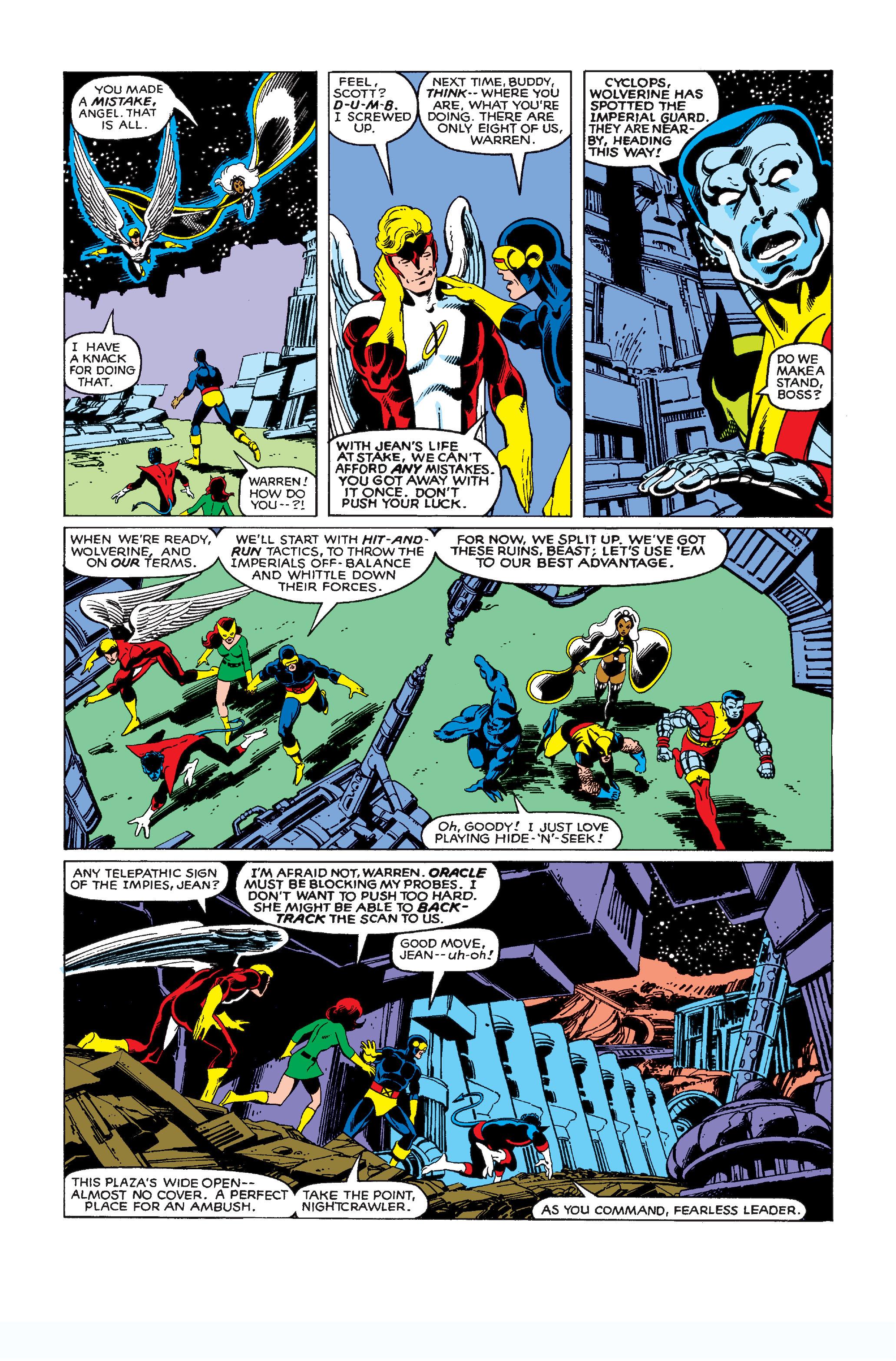 Uncanny X-Men (1963) 137 Page 14