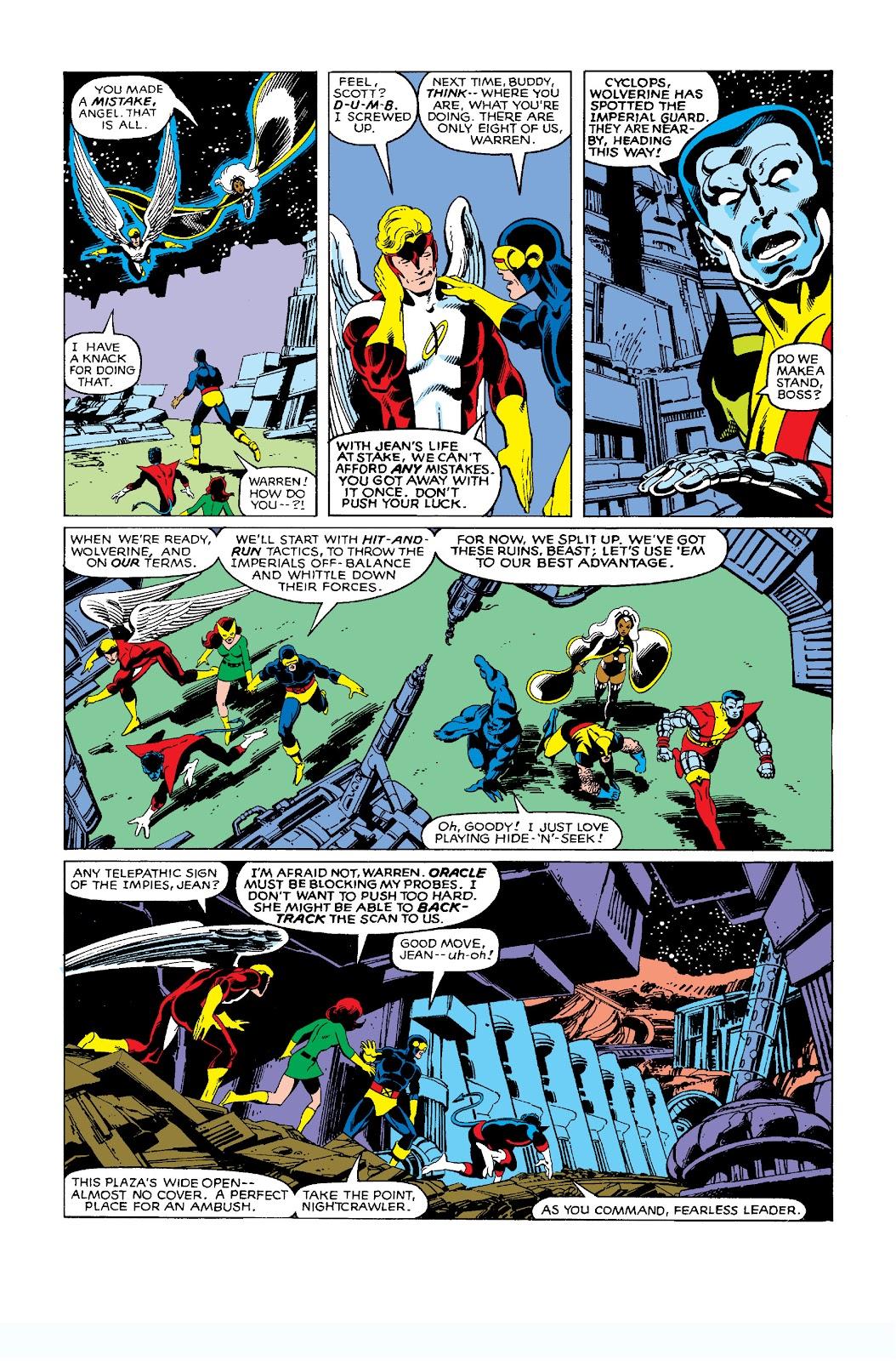 Uncanny X-Men (1963) issue 137 - Page 15