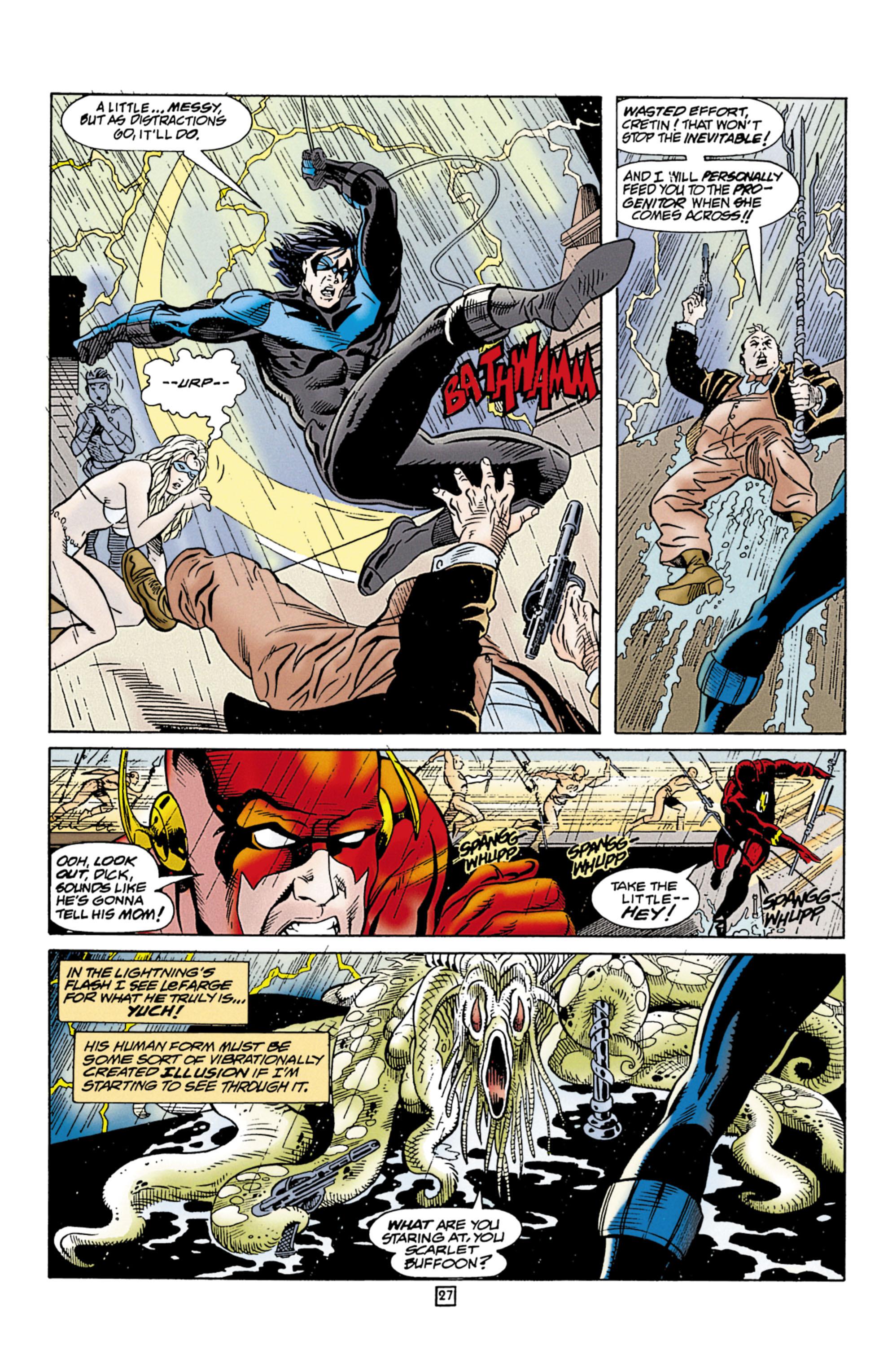 Read online Flash Plus comic -  Issue # Full - 28