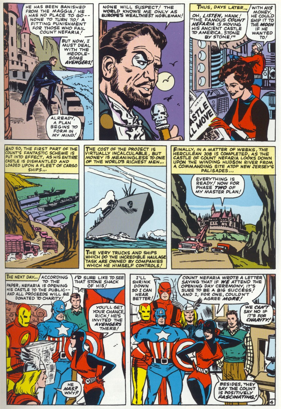 The Avengers (1963) 13 Page 4
