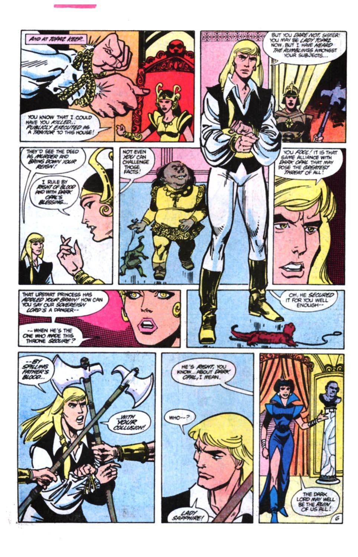 Read online Amethyst, Princess of Gemworld comic -  Issue #11 - 7