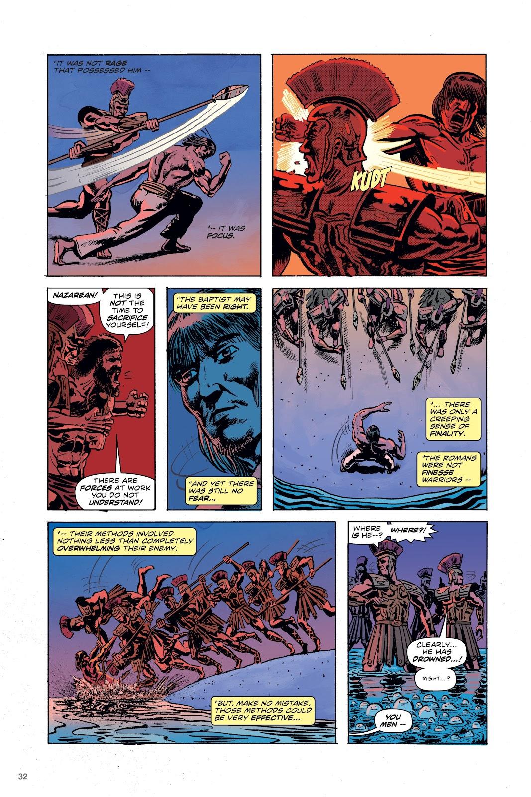 Read online Jesusfreak comic -  Issue # Full - 28