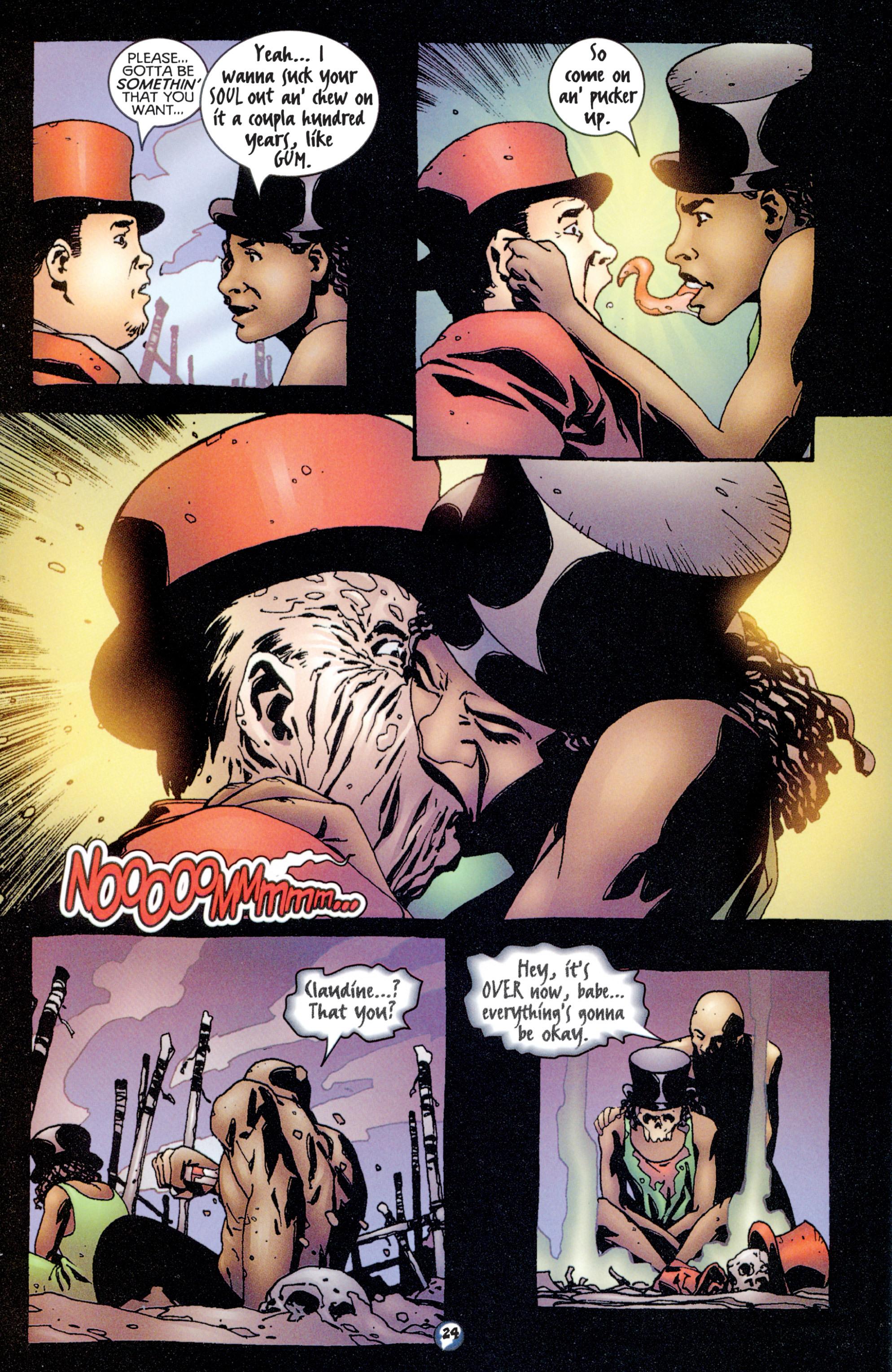 Read online Shadowman (1997) comic -  Issue #8 - 19