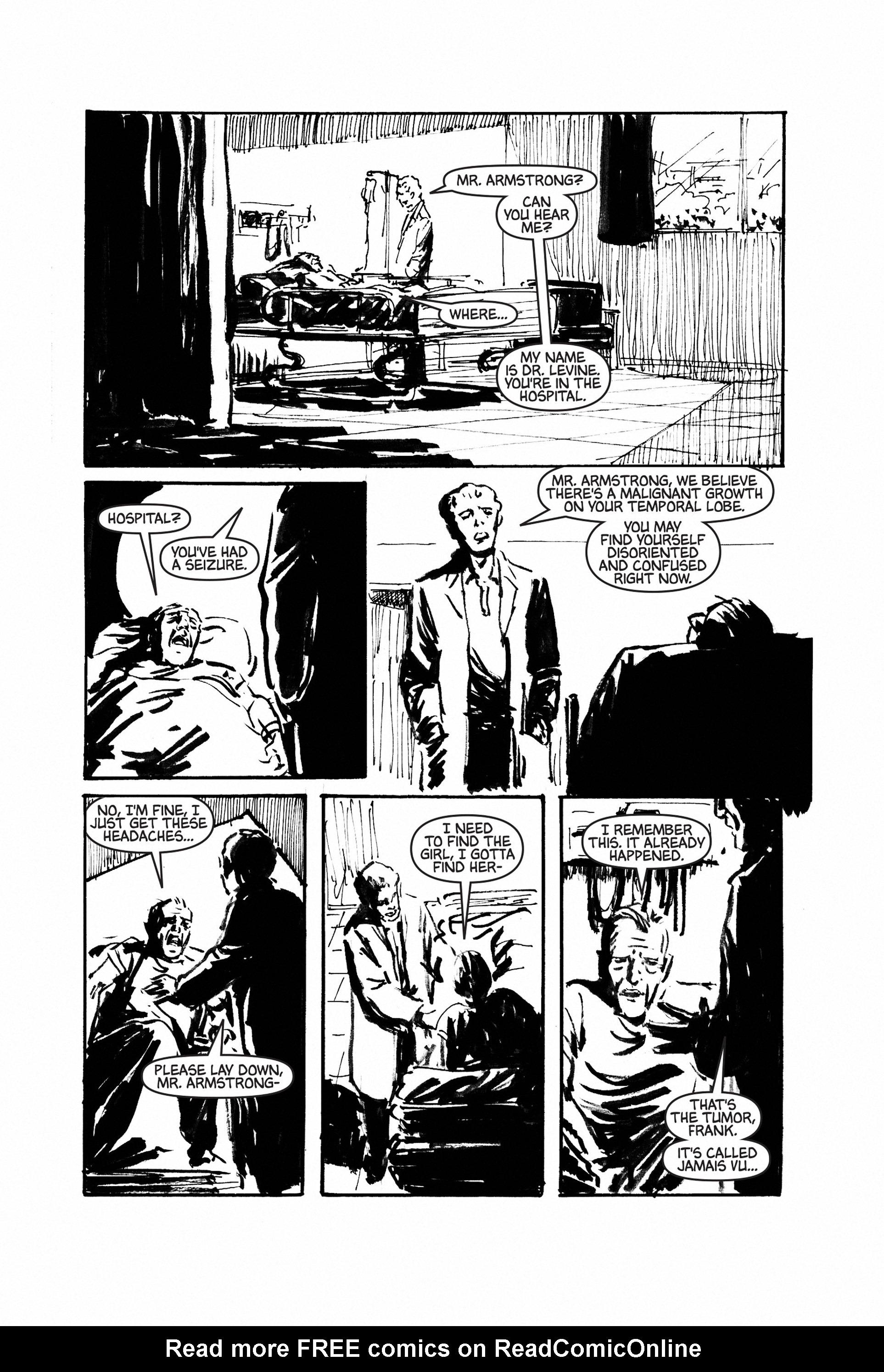 Read online Tumor comic -  Issue # TPB - 55