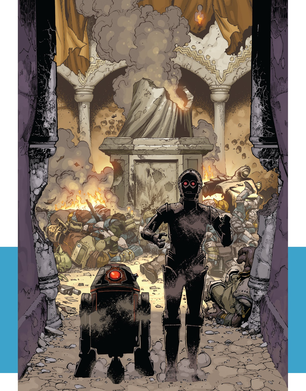 Read online The Marvel Art of Star Wars comic -  Issue # TPB (Part 2) - 72
