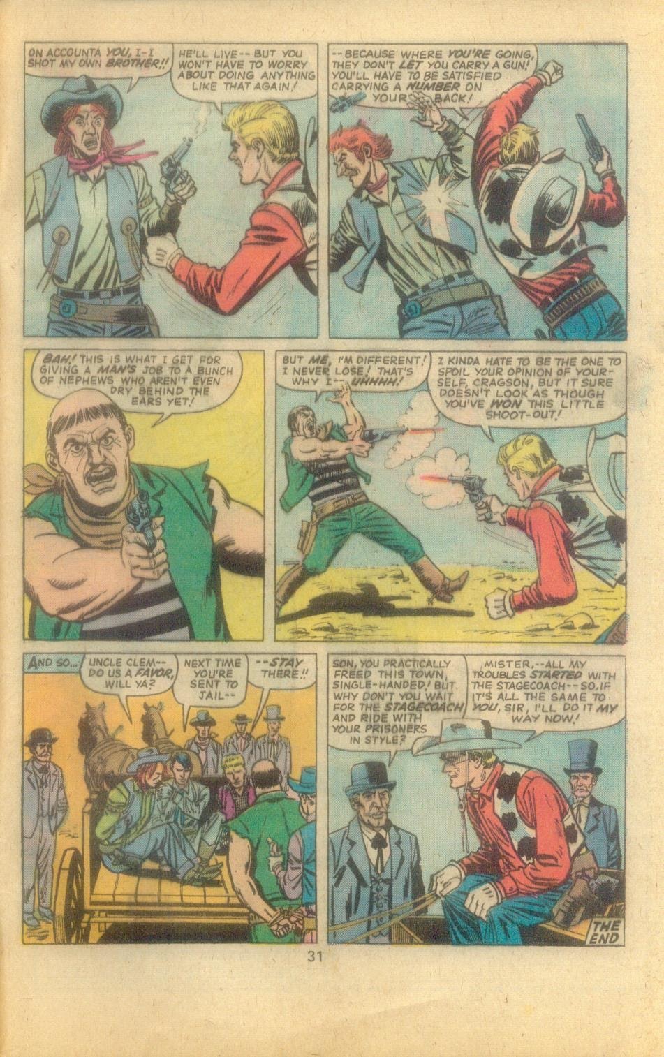 Kid Colt Outlaw issue 194 - Page 33
