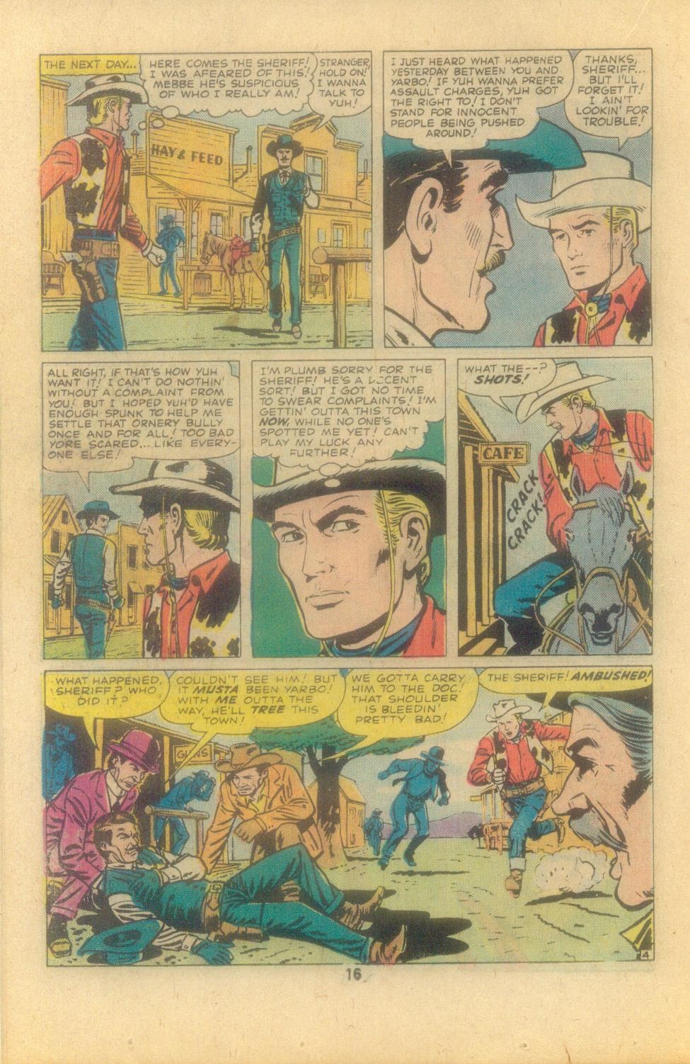 Kid Colt Outlaw issue 209 - Page 18