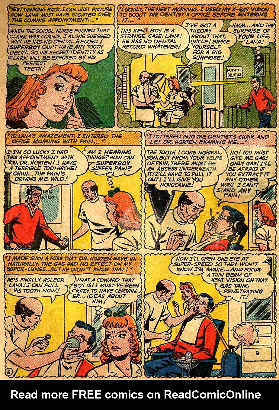 Superboy (1949) issue 135 - Page 21