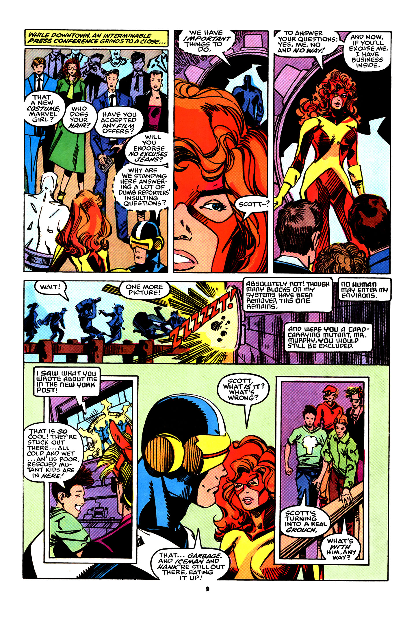 Read online X-Factor (1986) comic -  Issue #29 - 8