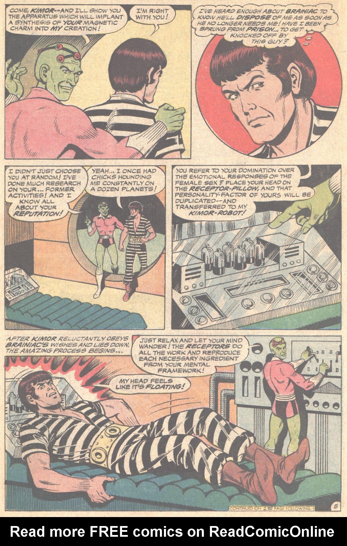 Read online Adventure Comics (1938) comic -  Issue #388 - 24