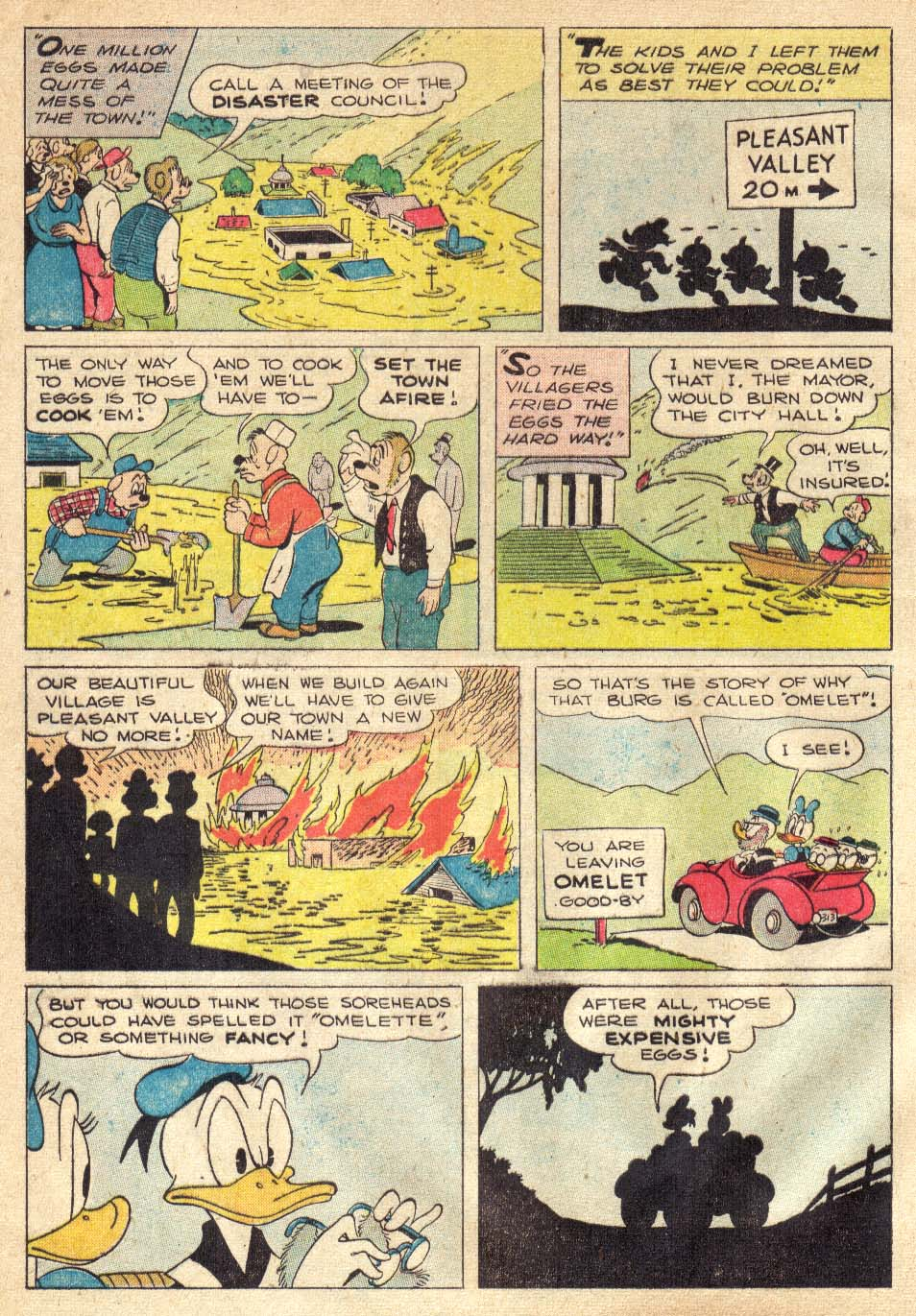 Walt Disney's Comics and Stories issue 146 - Page 12