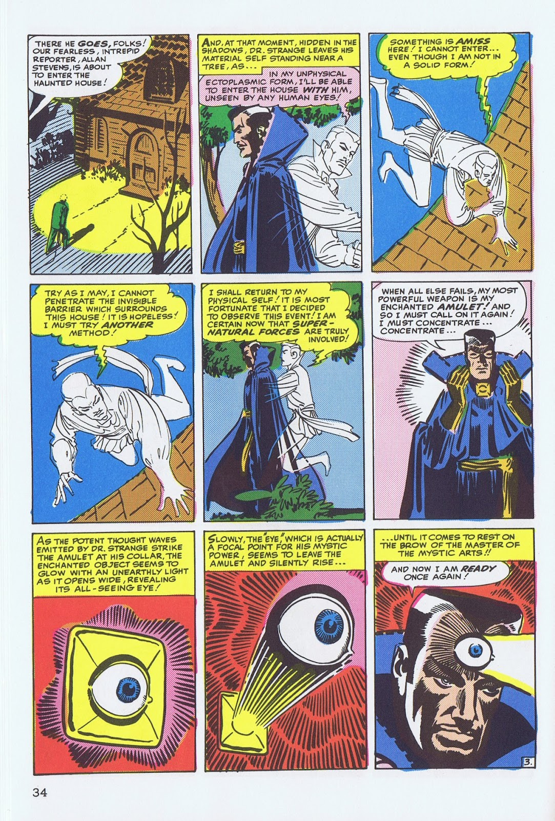 Doctor Strange: Master of the Mystic Arts issue TPB - Page 32