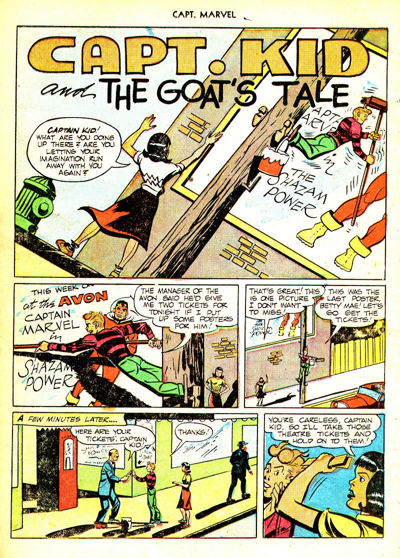 Captain Marvel Adventures issue 93 - Page 14