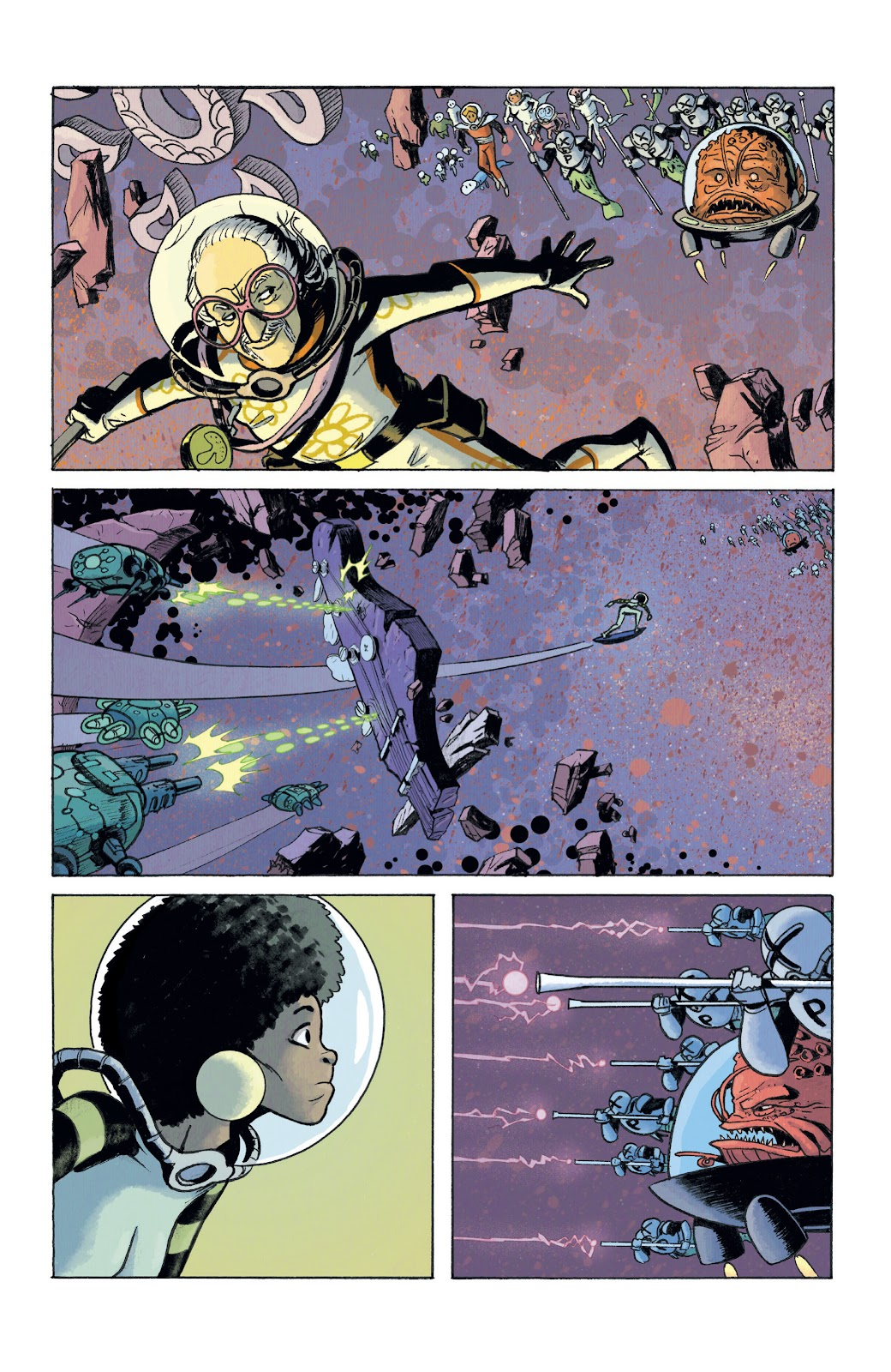 Read online Infinity 8 comic -  Issue #12 - 13