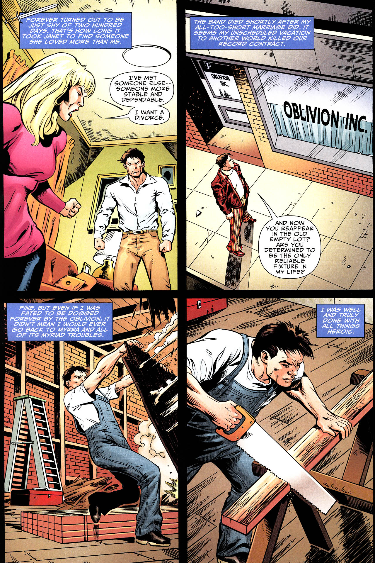 Read online Shadowpact comic -  Issue #12 - 7