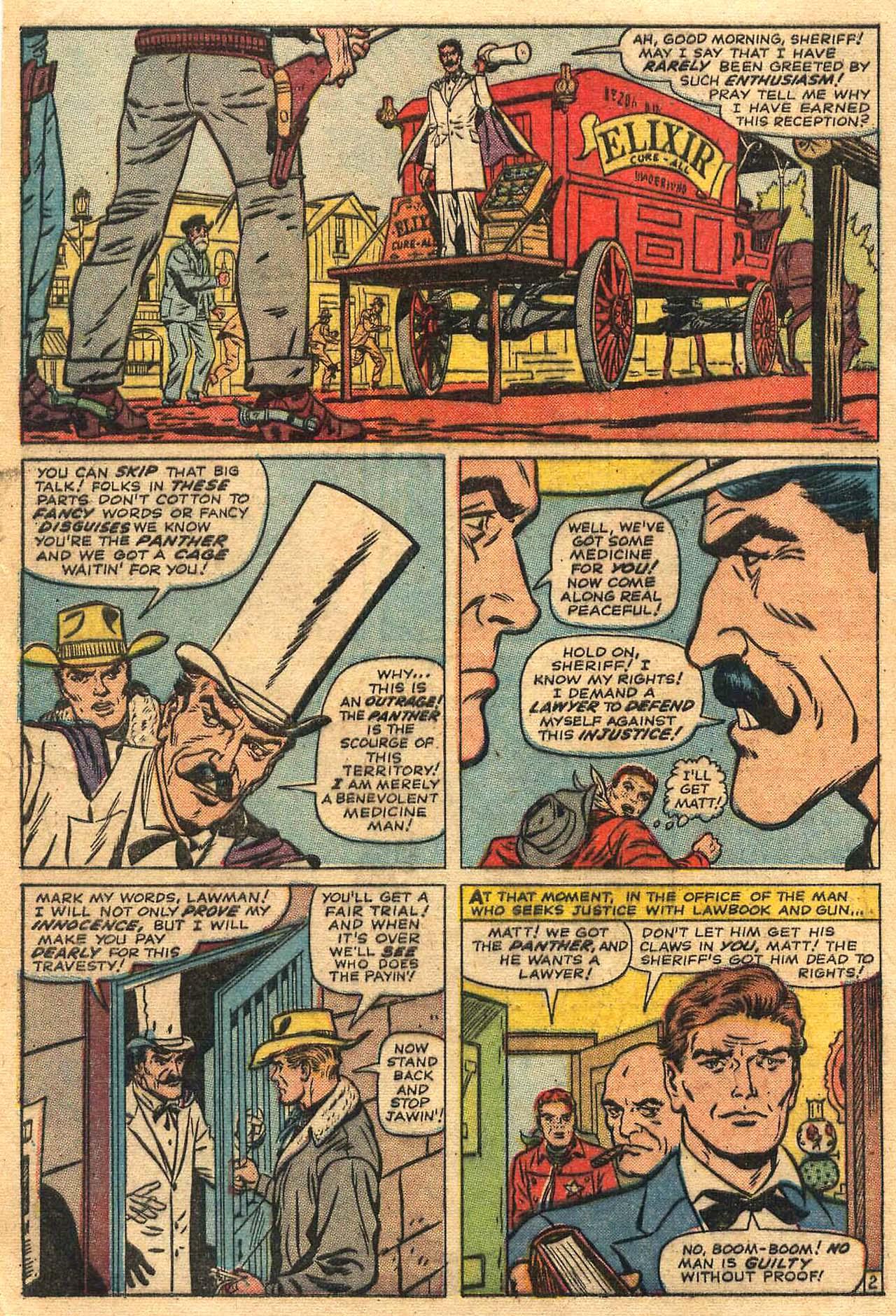 Read online Two-Gun Kid comic -  Issue #77 - 4