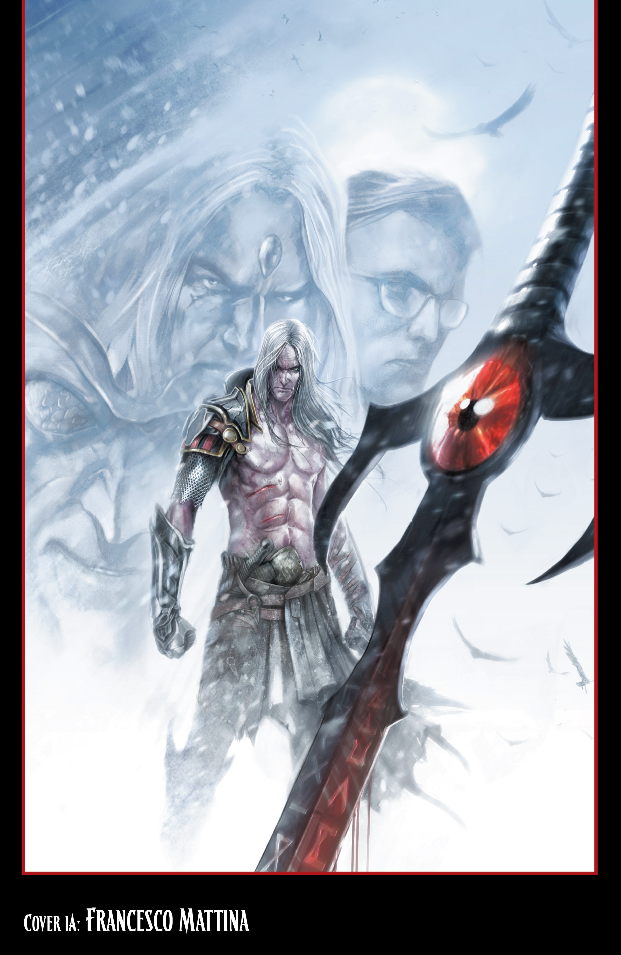 Read online Elric: The Balance Lost comic -  Issue # TPB 1 - 109