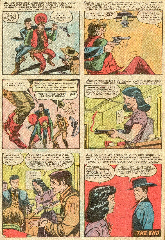 Wyatt Earp issue 32 - Page 11
