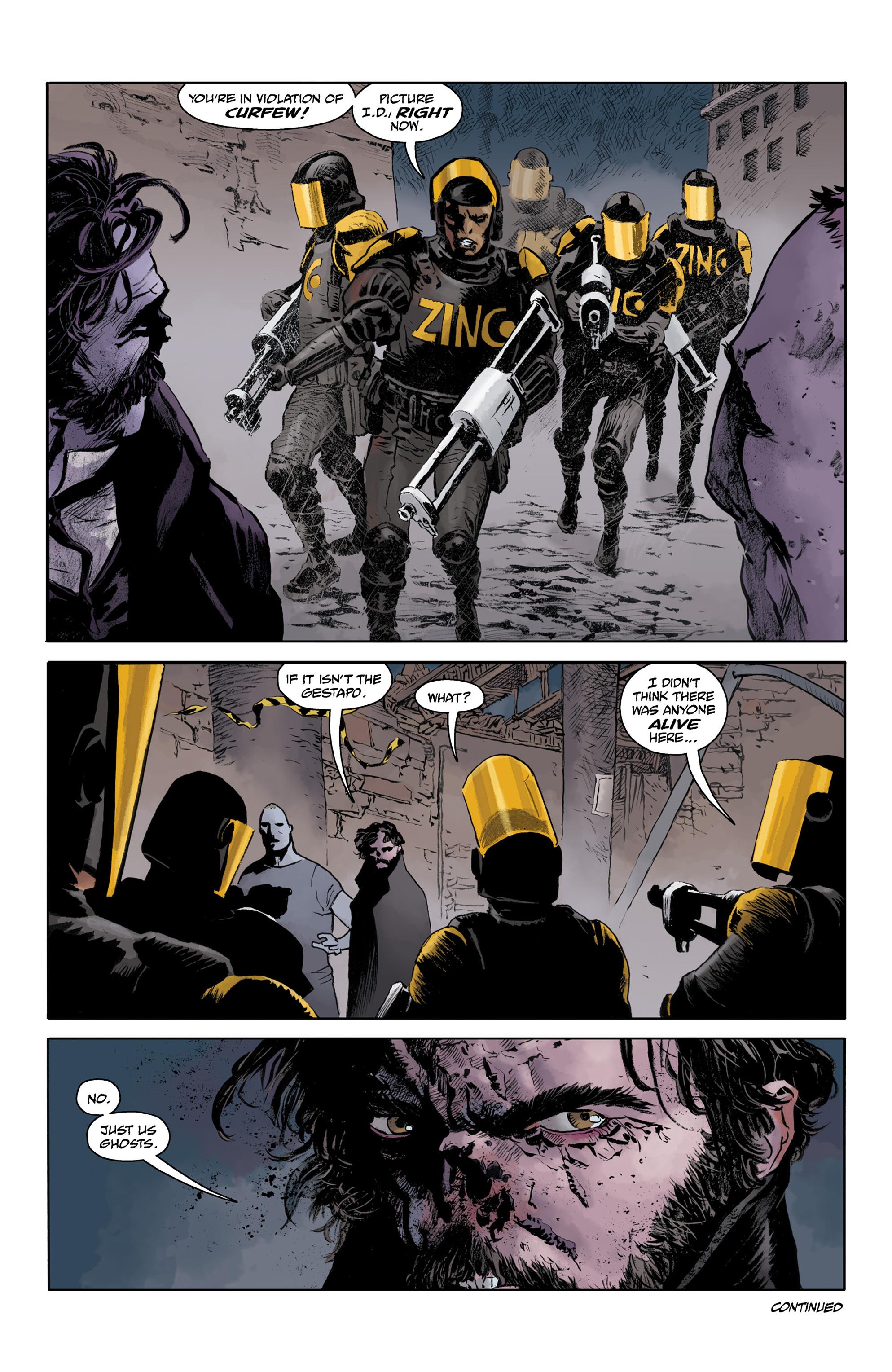 Read online Abe Sapien comic -  Issue #32 - 24