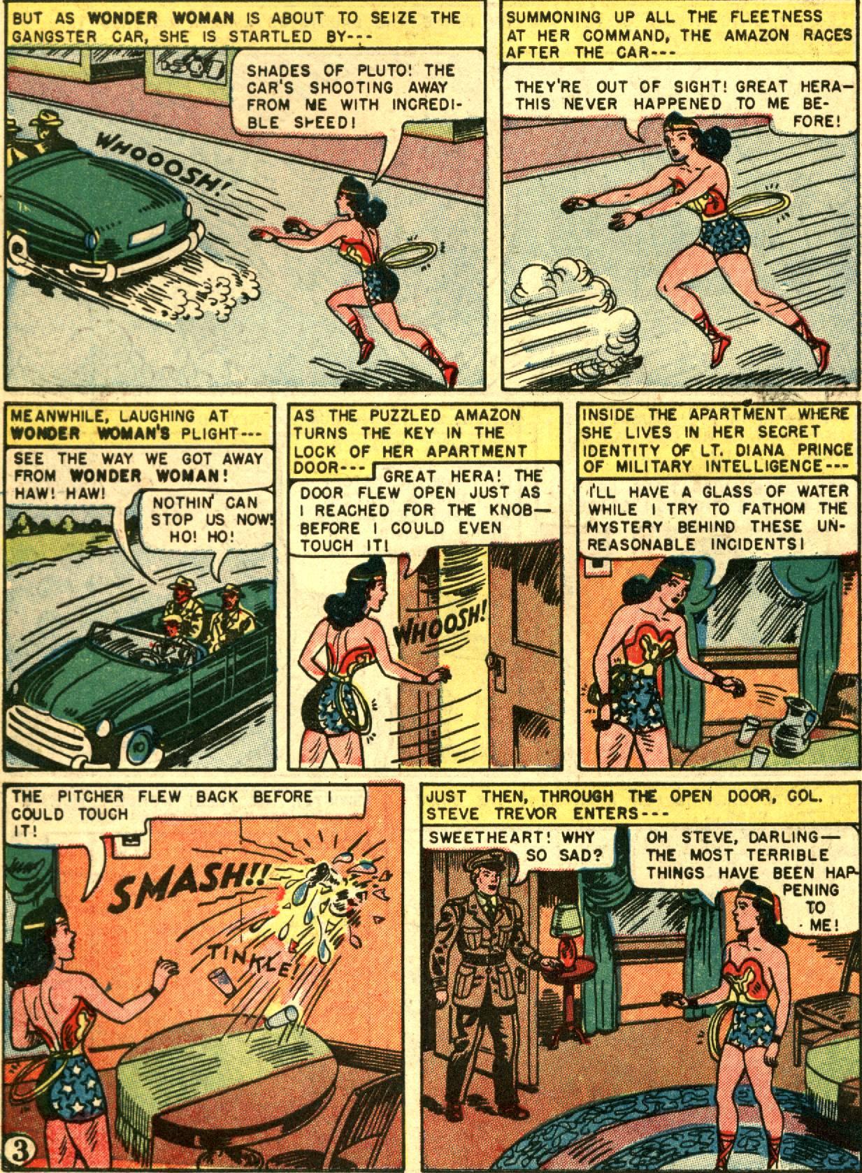 Read online Wonder Woman (1942) comic -  Issue #67 - 29