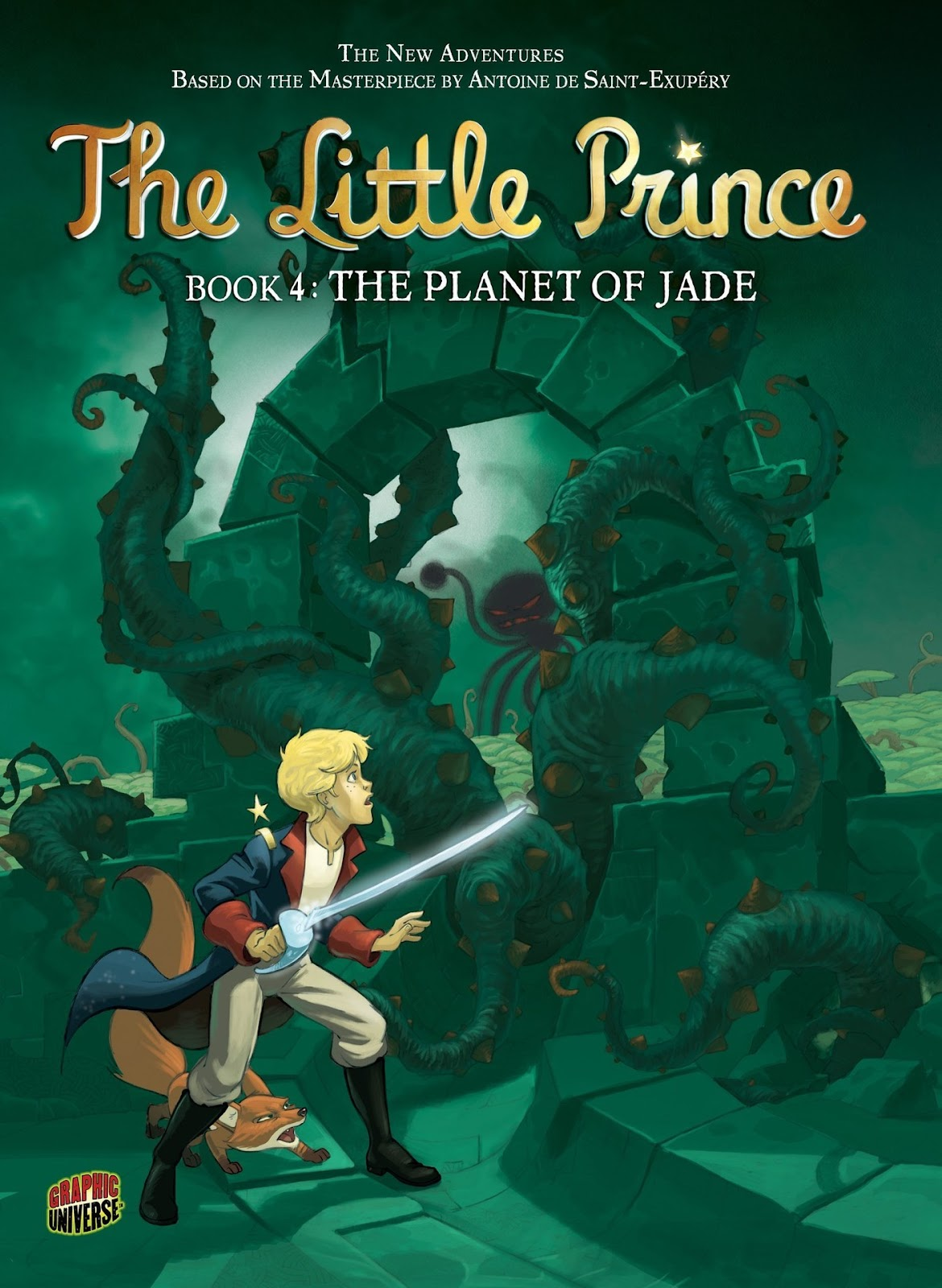 The Little Prince 4 Page 1