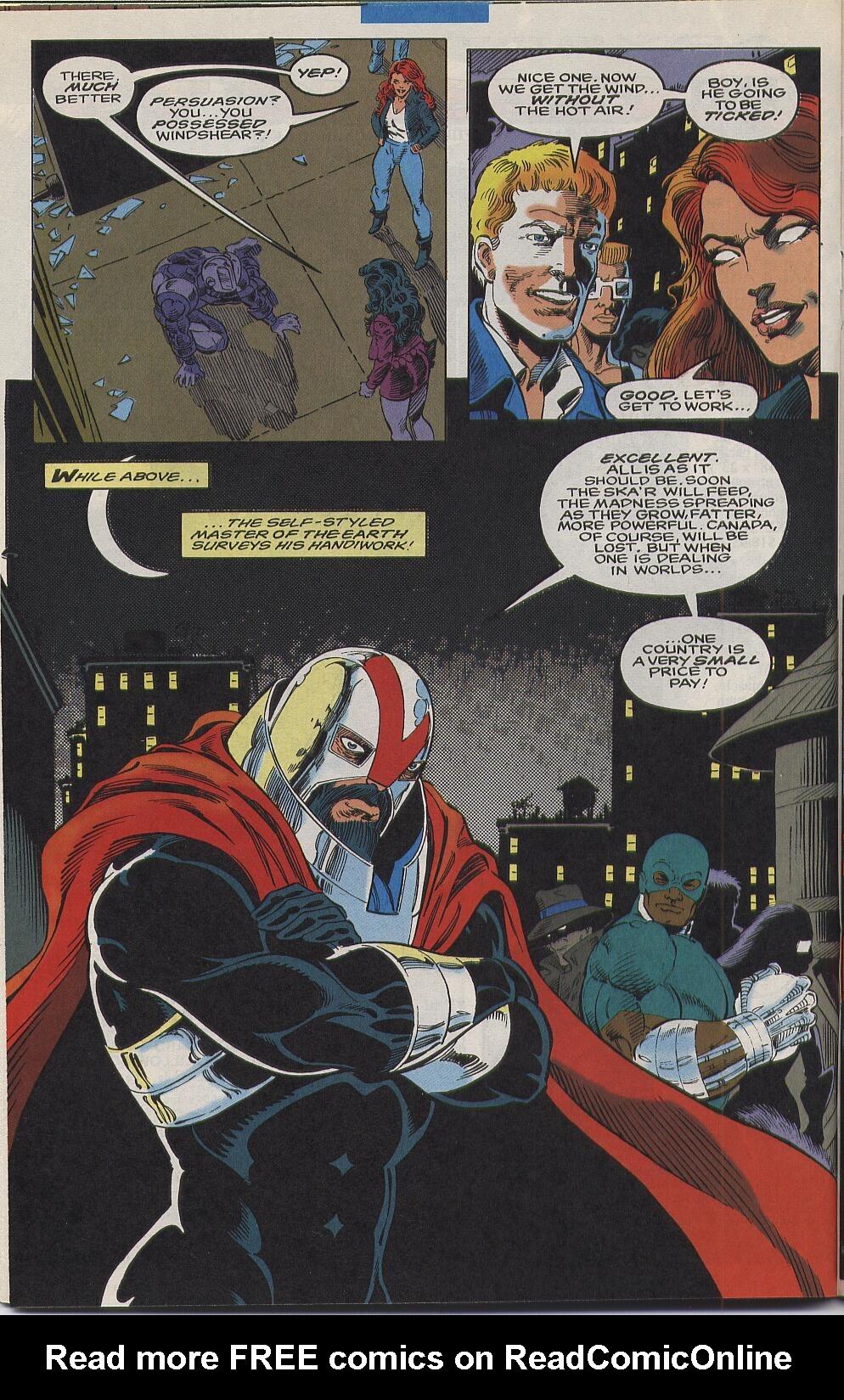 Read online Alpha Flight (1983) comic -  Issue #111 - 15