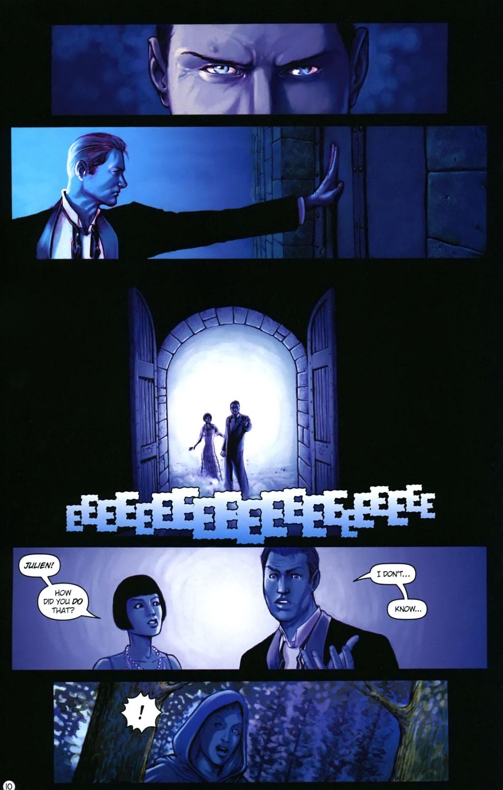 Read online Rex Mundi comic -  Issue #17 - 14