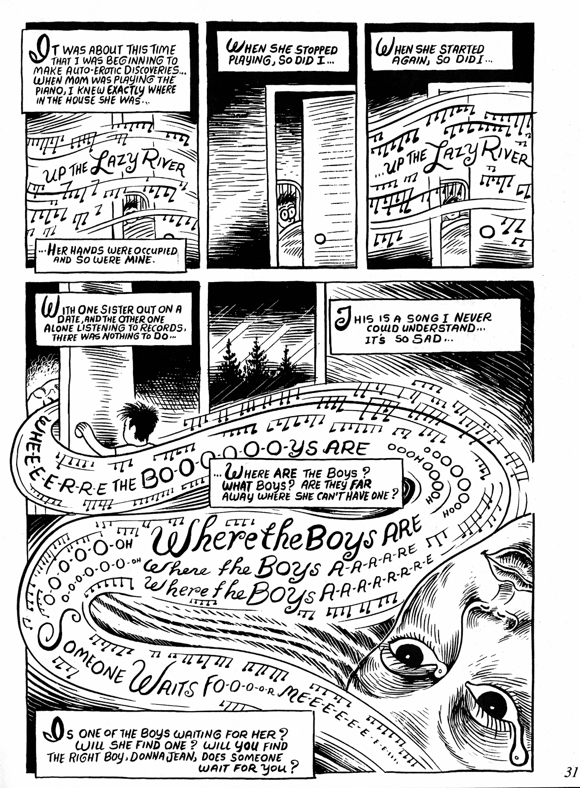 Drawn & Quarterly (1990) issue 7 - Page 33