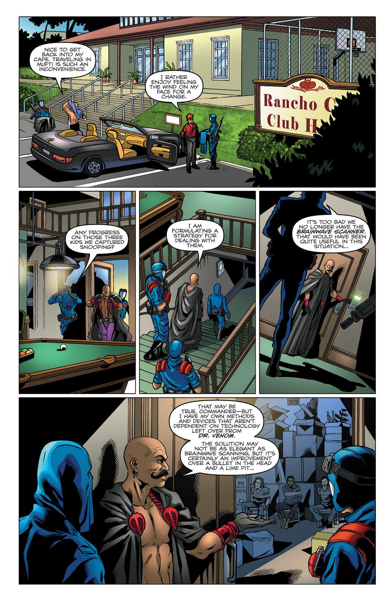G.I. Joe: A Real American Hero 184 Page 4
