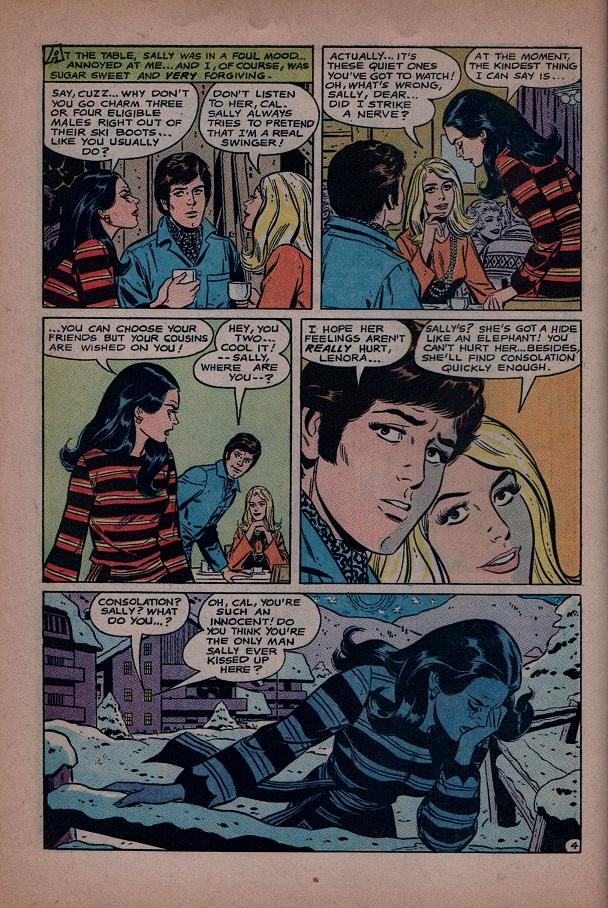 Read online Secret Hearts comic -  Issue #145 - 6