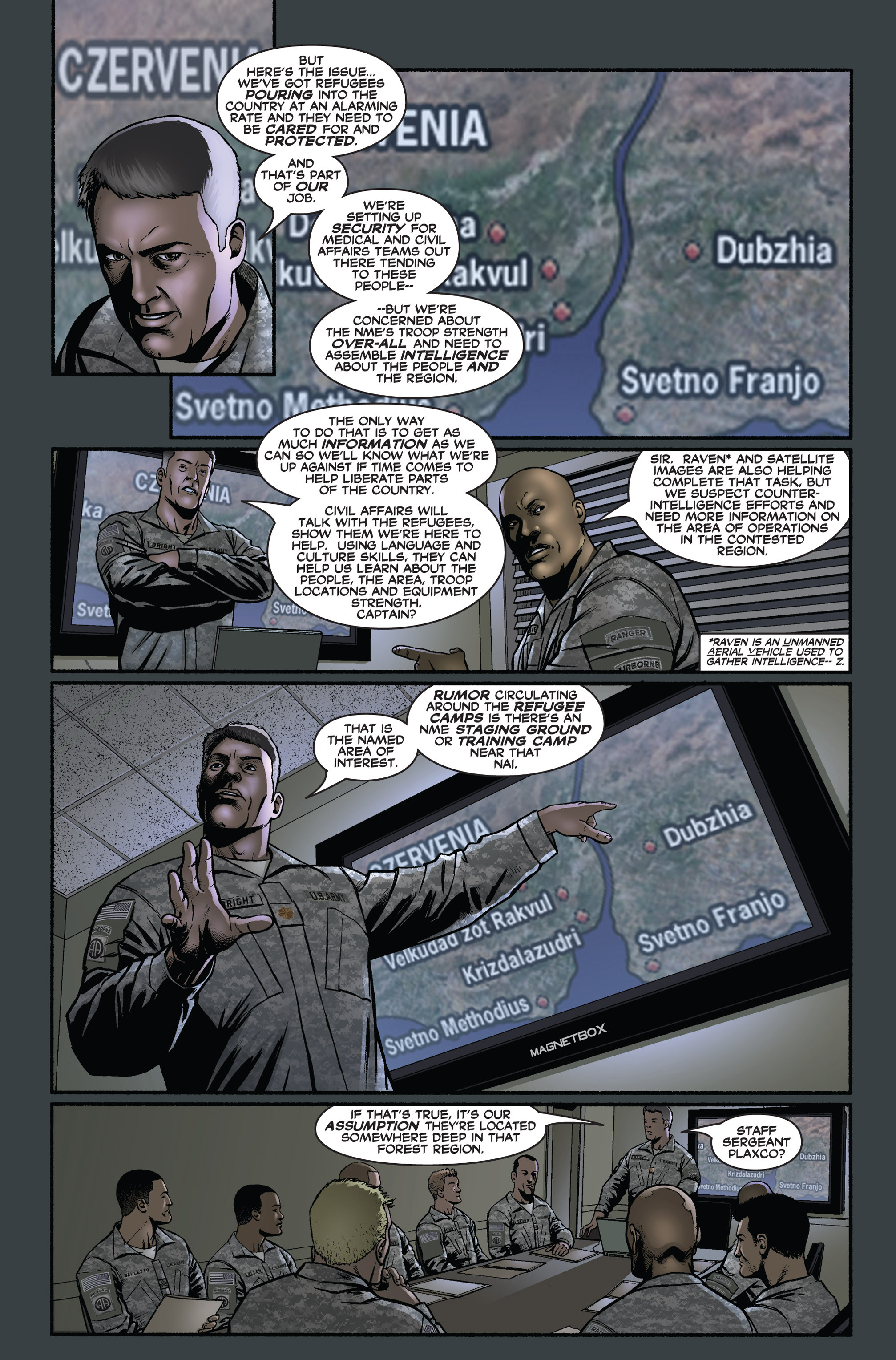 Read online America's Army comic -  Issue #1 - 6